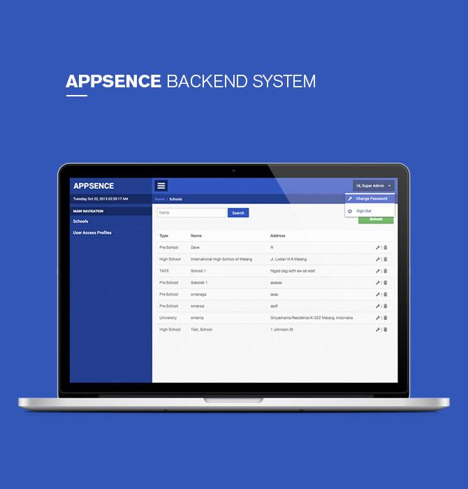 appsence-backend-system